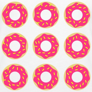 donuts Tops - Women's Premium Tank Top