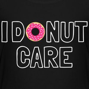 i donut care Shirts - Teenage Premium T-Shirt