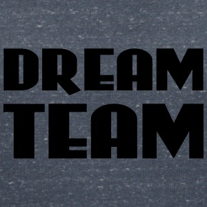 Dream Team Camisetas - Camiseta con escote en pico mujer