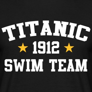 Titanic Swim Team 1912 T-Shirts - Men's T-Shirt