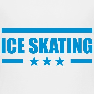 Ice Skating Tee shirts - T-shirt Premium Enfant