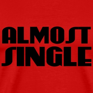 Almost Single Tee shirts - T-shirt Premium Homme
