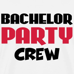 Bachelor Party Crew Tee shirts - T-shirt Premium Homme