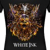 White Ink T-Shirt - Women's Premium T-Shirt