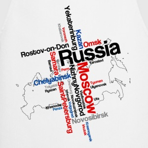RUSSIA  Aprons - Cooking Apron