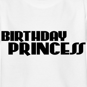 Birthday Princess T-Shirts - Kinder T-Shirt