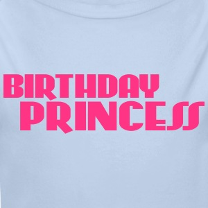 Birthday Princess Pullover & Hoodies - Baby Bio-Langarm-Body