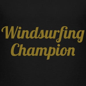 Windsurfing Champion T-Shirts - Teenager Premium T-Shirt