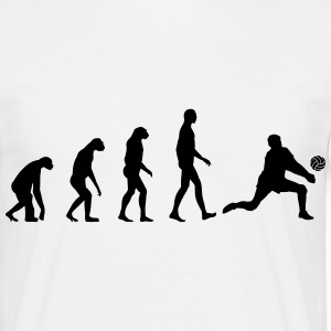 Evolution Volleyball T-Shirts - Men's T-Shirt