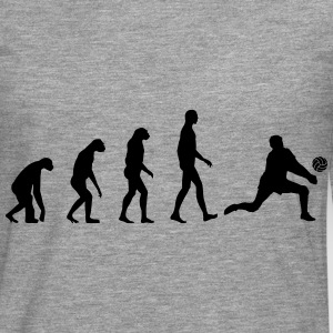 Evolution Volleyball Long sleeve shirts - Men's Premium Longsleeve Shirt