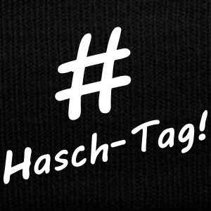 Hasch-Tag! Caps & Hats - Winter Hat