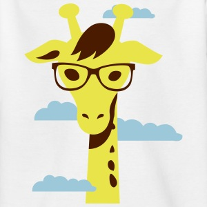 Giraffe, Know you base 2 Tee shirts - T-shirt Enfant