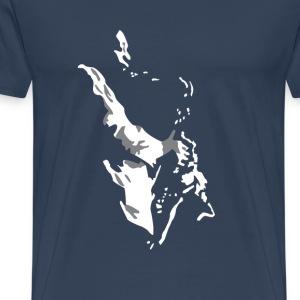 New Orleans Sax - Men's Premium T-Shirt