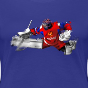 goalkipper T-Shirts - Women's Premium T-Shirt