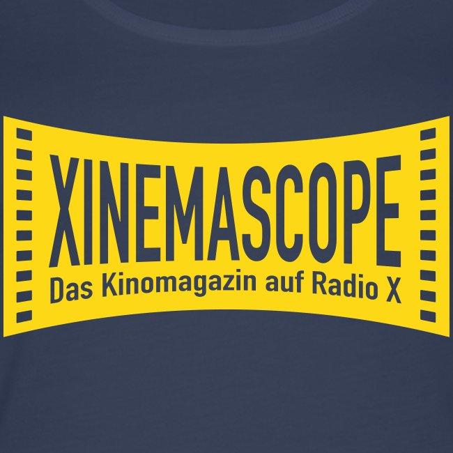 Xinemascope Logo Frauen Tank-Top