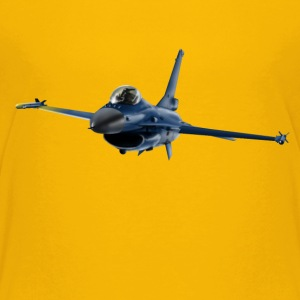 Jet F-16 Fighting Falcon Tee shirts - T-shirt Premium Ado
