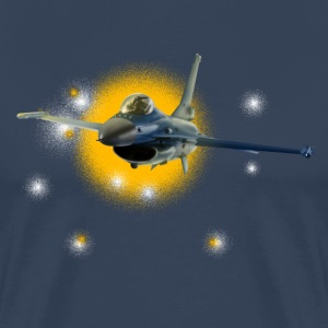 Jet F-16 Fighting Falcon T-shirts - Mannen Premium T-shirt