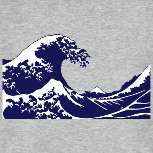 Wave T-Shirts - Men's Organic T-shirt
