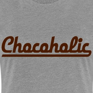 Chocoholic T-Shirts - Frauen Premium T-Shirt