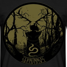 Cernunnos-celtic lord of the woods
