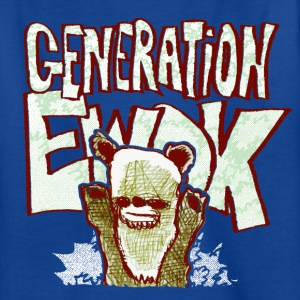 generation ewok - Kinder T-Shirt