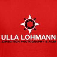 Motiv ~ Ulla Lohmann Expedition Männer Shirt s/w (Premium T-shirt)