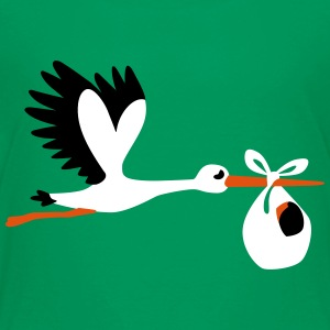 Storch T-Shirts - Kinder Premium T-Shirt