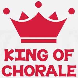 King of Chorale T-shirts - Mannen Premium T-shirt
