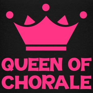 Queen of Chorale Shirts - Kinderen Premium T-shirt