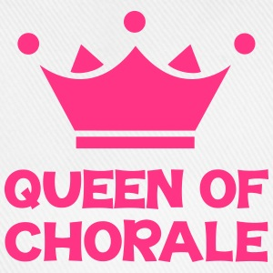 Queen of Chorale Caps & Mützen - Baseballkappe