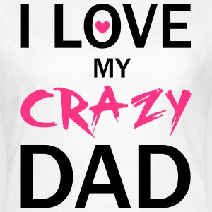 Love Dad T-shirts - T-shirt dam