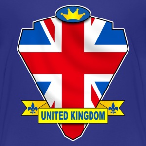 united kingdom Shirts - Teenage Premium T-Shirt