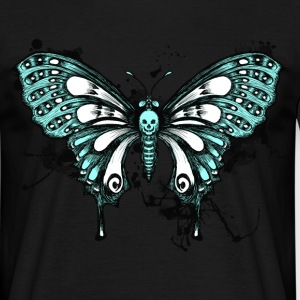 Ink Butterfly T-shirts - T-shirt herr