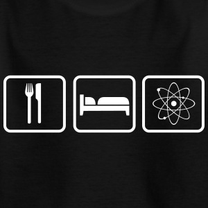 Eat Sleep Science T-shirts - T-shirt barn