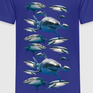 SHARKS Shirts - Kids' Premium T-Shirt