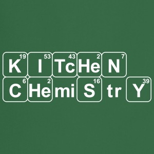Kitchen Chemistry_V1  Aprons - Cooking Apron