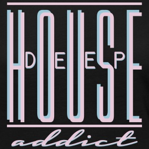 DEEP HOUSE ADDICT Long Sleeve Shirts - Women's Premium Longsleeve Shirt