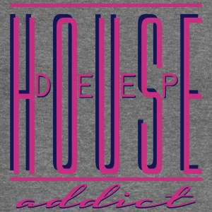 DEEP HOUSE ADDICT Sweat-shirts - Pull Femme col bateau de Bella
