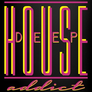 DEEP HOUSE ADDICT Bottles & Mugs - Full Colour Mug