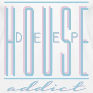 DEEP HOUSE ADDICT Tops - Frauen Premium Tank Top