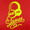 enjoy the silence - headphones music T-Shirts - Women's Breathable T-Shirt
