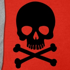 Pirate Skull - Trendy & Cool Skull Hoodies & Sweatshirts