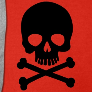 Pirate Skull - Trendy & Cool Skull Hoodies & Sweatshirts - Men's Premium Hooded Jacket