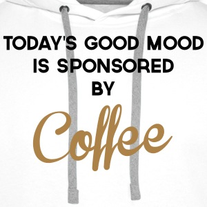Today's Good Mood Hoodies & Sweatshirts - Men's Premium Hoodie