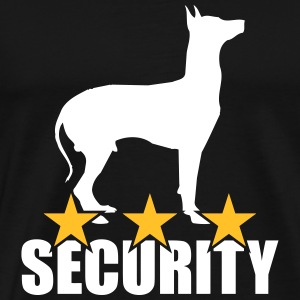Security dog T-Shirts - Männer Premium T-Shirt