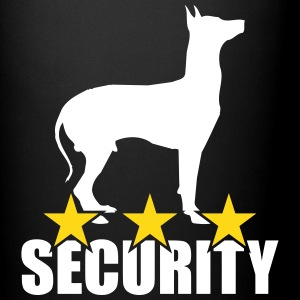 Security dog Flasker & krus - Ensfarvet krus