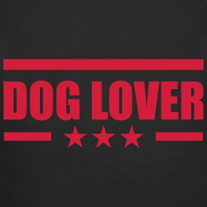 Dog Lover Pullover & Hoodies - Baby Bio-Langarm-Body