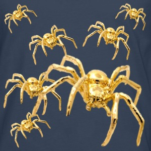 SPIDERS Long sleeve shirts - Men's Premium Longsleeve Shirt