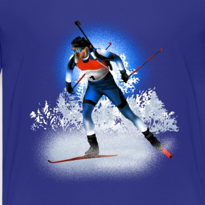 biathlon Shirts - Teenager Premium T-shirt