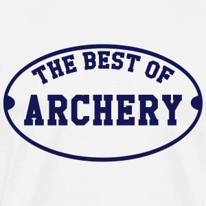 The Best of Archery  T-Shirts - Männer Premium T-Shirt